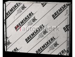 Deska brzdová BREMSKERL 29162 SAF