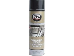 K2 DURABIT 500 ml - ochranný asfaltový nástřik na podvozek