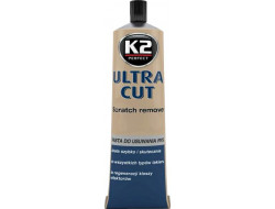 K2 ULTRA CUT 100 g - brusná leštící pasta a odstraňovač škrábanců
