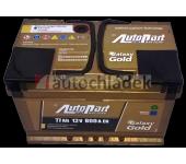 Autobaterie AUTOPART GALAXY GOLD 12V 77Ah 800A EN
