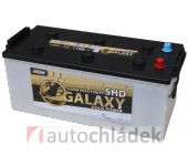 Autobaterie AUTOPART GALAXY SHD 12V 190Ah 1100A EN