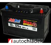 Autobaterie AUTOPART GALAXY PLUS 12V 125Ah 950A EN