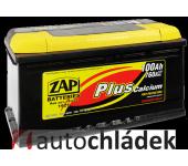 Autobaterie ZAP Plus 12V 100Ah 760A EN 60038