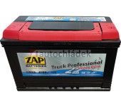 Autobaterie ZAP Truck Professional HD 12V 120Ah 870A EN 62011