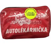 Autolekárna CZ - textilní obal, 341/2014