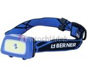 BERNER LED svítilna čelová multifunkční