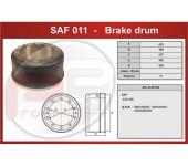 Buben brzdový SAF SKRS 9042