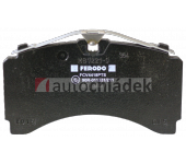 Deska brzdová FERODO 29244 MB Actros