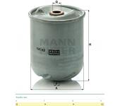 Filtr odstředivky SP4903