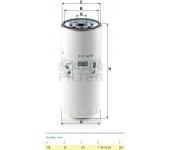 Filtr oleje W11102/35 KAROSA motor RVI Premium, RVI Magnum