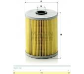 Filtr oleje retardéru H929/3 SCANIA 124