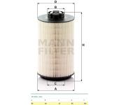 Filtr paliva PU1058x