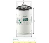 Filtr paliva SP1430/M