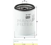 Filtr paliva SP1459/M