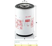 Filtr paliva WK1060/3x