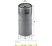 Filtr paliva WK1080/7x MAN, MB, RVI, VOLVO