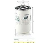 Filtr paliva WK940/20 IVECO, RVI, SISU