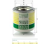 Filtr vysoušeče vzduchu SP1452