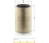 Filtr vzduchový IVECO E.Tech, IVECO E.Star