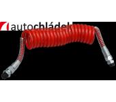 Hadice vzduchová červená M18x1,5 5,5 m