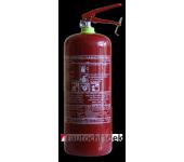 Přístroj hasicí 6 kg práškový s manometrem