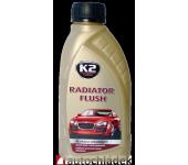 K2 RADIATOR FLUSH 400 ml - čistič chladiče a chladicího systému