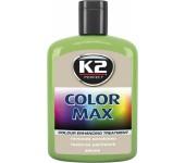K2 COLOR MAX 200 ml SVĚTLE ZELENÁ - aktivní vosk