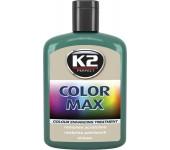 K2 COLOR MAX 200 ml TMAVĚ ZELENÁ - aktivní vosk