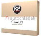 K2 GRAVON 50 ml - keramická ochrana laku až na 5 let (sada)