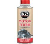 K2 MOTOR FLUSH 250 ml - čistič motorů (odstraňuje všechny usazeniny v motoru)