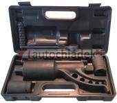 GMP Klíč na kola - násobič 1:58 + 2 hlavice 32/33 mm