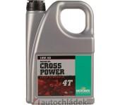 MOTOREX cross power 4T 10W-50 4 l