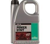 MOTOREX power synt 4T 10W-50 4 l