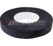 Páska izolační textilní 15x15 černá