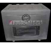 RHINO-TECH Skříňka plastová 600x450x450 mm