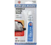 VERSACHEM FLOWABLE SILICONE 45 g - silikonové lepidlo na skla, těsnění a reflektory
