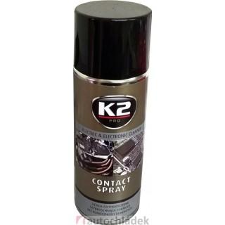 K2 CONTACT SPRAY 400 ml - kontaktní sprej, čistič elektrických částí