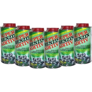 VIF Super benzin aditiv 6x500 ml