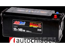 Autobaterie AUTOPART GALAXY PLUS 12V 145Ah 850A EN