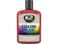 K2 COLOR MAX 200 ml ČERVENÁ - aktivní vosk