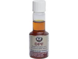K2 DPF 50 ml - přídavek do paliva, regeneruje a chrání filtry