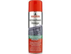 NIGRIN AKTIVSCHAUM-REINIGER 500 ml - aktivní čistící pěna na textil, okna a plasty