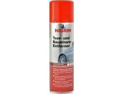 NIGRIN TEER- UND BAUMHARZ ENTFERNER 250 ml - odstraňovač asfaltu a pryskyřice