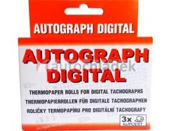 Roličky do digitálních tachografů 3x8m homologované 10 ks