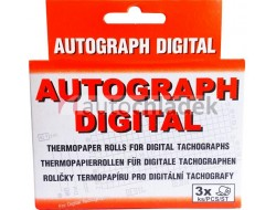 Roličky do digitálních tachografů 3x8m homologované