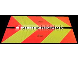 Tabule reflexní tahač 565x132mm - pár