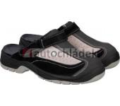 ALLRIDE Truckerské sandály, šedé, vel. 42