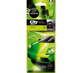 AROMA CAR CITY LEMON