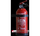 Přístroj hasicí 1 kg práškový s manometrem