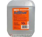 HICO AdBlue 10 l - plastový kanystr s výtokovým nástavcem
